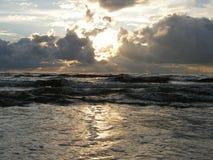 Solnedgångtid Royaltyfria Bilder