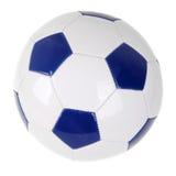 Solo balón de fútbol Fotografía de archivo