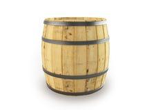 Solo barril stock de ilustración