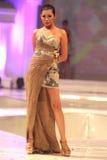 Solo- Batik-Mode Lizenzfreie Stockbilder