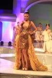 Solo Batikmanier Stock Foto's