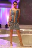 Solo Batikmanier Royalty-vrije Stock Foto