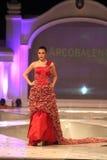 Solo Batikmode Royaltyfria Bilder