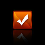 Solo botón Fotos de archivo libres de regalías