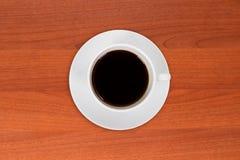 Solo café o té Imagenes de archivo