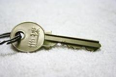 Solo clave Imagen de archivo libre de regalías