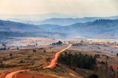 Solo de Madagáscar Foto de Stock Royalty Free