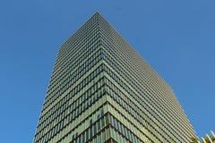 Solo edificio del negocio Fotografía de archivo libre de regalías