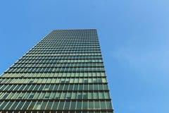 Solo edificio del negocio Foto de archivo libre de regalías