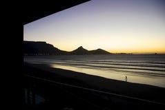 Solo en Cape Town imagen de archivo libre de regalías