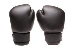 Solo guante de boxeo Foto de archivo libre de regalías