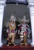 SOLO INDONESIAN CULTURAL CAPITAL Royalty Free Stock Photos