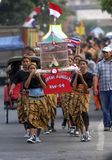 SOLO INDONESIAN CULTURAL CAPITAL Royalty Free Stock Images