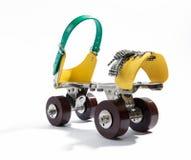 Solo patín de ruedas de moda Fotografía de archivo libre de regalías