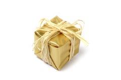 Solo regalo de Navidad Foto de archivo libre de regalías
