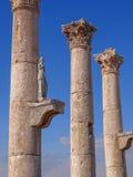 Soloi pompeipolis, królewiątko droga Fotografia Royalty Free