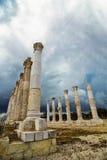 Soloi pompeipolis (mersin,Turkey) Stock Photography
