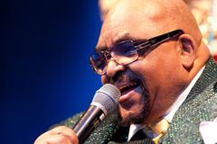 Solomon Burke Royalty Free Stock Photos