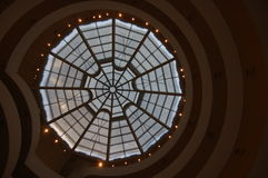 solomon för guggenheim r Guggenheim museum Royaltyfri Bild