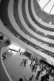 Solomon Guggenheim Museum New York City Stock Images