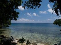 Solomon- Islandküstenlinie Lizenzfreie Stockfotografie