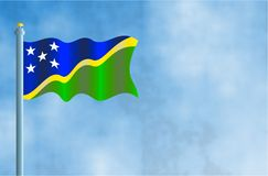 Solomon Islands Stock Image