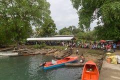 Solomon Islands Local Market Images stock