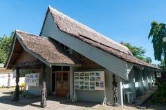 Solomon Islands National Museum, Honiara, Guadalcanal, Solomon Islands royalty free stock photography