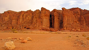Solomon Pilers. South of Israel, Timna national park stock image