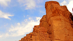Solomon Pilers. South of Israel, Timna national park royalty free stock photo