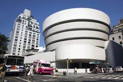 Solomon R. Guggenheim博物馆 库存照片