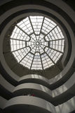 Solomon R. Guggenheim Museum Royalty Free Stock Photography
