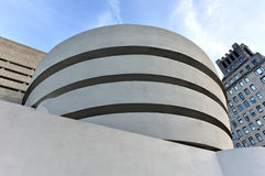 Solomon R. Guggenheim Museum - New York City Royalty Free Stock Photography