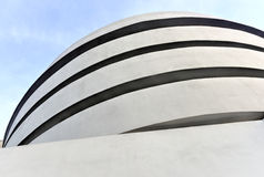 Solomon R. Guggenheim Museum - New York City Stock Photo