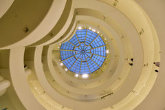 Solomon R. Guggenheim Museum - New York City Royalty Free Stock Images