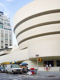 The Solomon R. Guggenheim museum in New York Royalty Free Stock Image