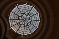 Solomon R Het museum van Guggenheim Royalty-vrije Stock Afbeelding