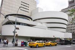Solomon R Musée de Guggenheim, New York City image stock