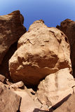Solomon's Pillars , Israel, Stock Images