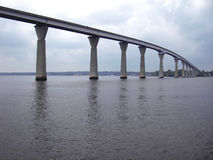 Solomons Island Bridge Royalty Free Stock Images