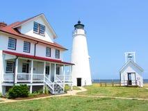 Solomons Lighthouse stock photos
