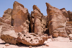 Solomons pillars Stock Photos
