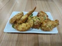 Solony jajeczny kurczak Fotografia Royalty Free