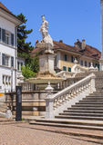Solothurn stock foto