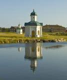 Solovetskiy修道院 免版税库存图片