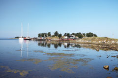 Solovetsky Island Royalty Free Stock Photography