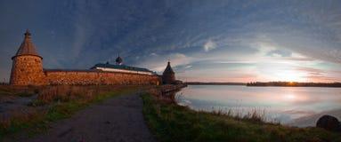 Solovetsky Kloster Stockfoto