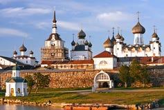 Solovetsky Monastery Royalty Free Stock Photos