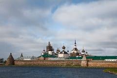 Solovetsky monastery Royalty Free Stock Photo
