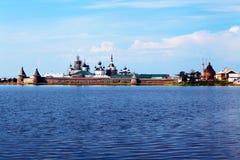 Solovetsky monastery Stock Photo